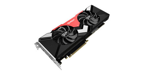 Palit GeForce RTX 2080 Gaming Pro OC 8 GB Review