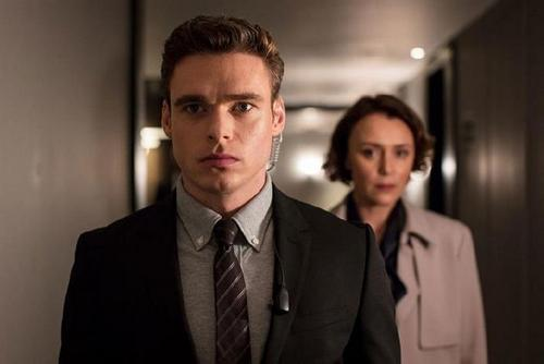 Bodyguard: first episode attracted 10 million viewers (credit: BBC)