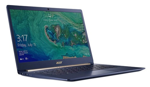 Acer Announces 15-inch Swift 5 Notebook