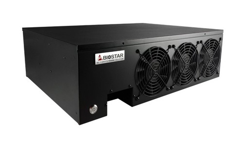 BIOSTAR Announces iMiner Series Turnkey Mining Solutions