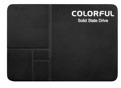COLORFUL Expands Storage Offering with SL500 960 GB Solid-State Drive