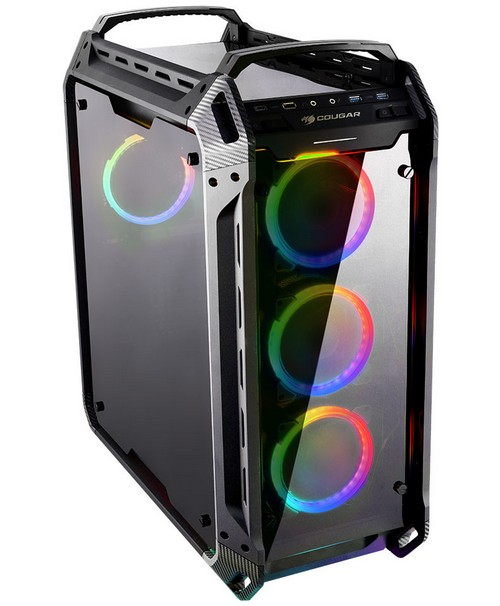Cougar Announces Panzer EVO RGB Chassis
