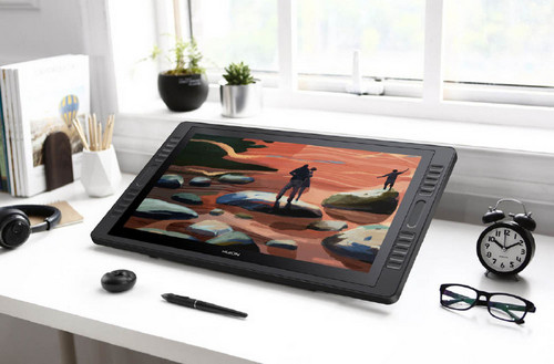Huion Releases KAMVAS Pro 22 Professional Pen Display