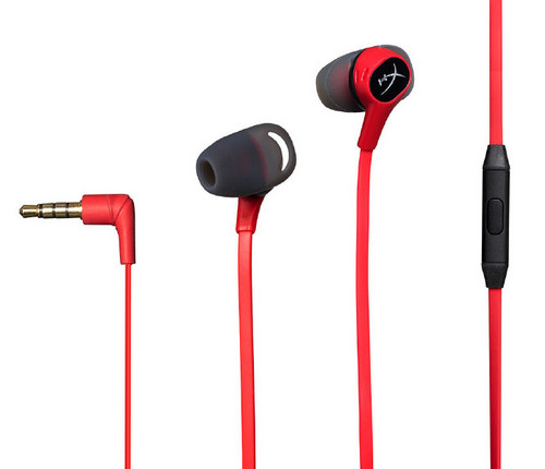 HyperX Announces Cloud Earbuds with Microphone
