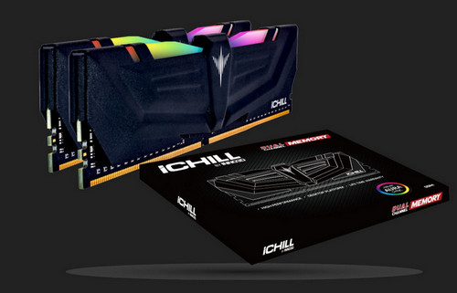 INNO3D Entering a New Era, Introducing iCHILL High Performance Gaming Memory