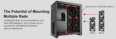 Lian Li Unleashes Maximum Airflow with PC-011 Air Chassis