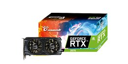 Manli Announces GeForce RTX 2070 Gallardo & RTX 2070 with Twin Cooler