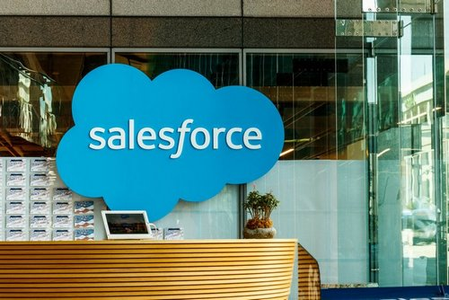Salesforce Wins Patent Tackling Email Spam With Blockchain