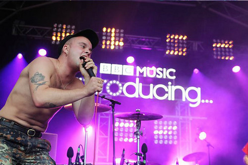 Slaves: one of the most successful acts championed by BBC Music Introducing
