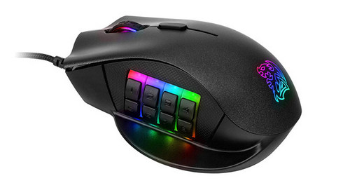Tt eSPORTS Nemesis Switch Optical RGB Review