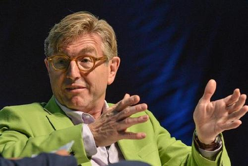 Keith Weed: takes over AA presidency in September