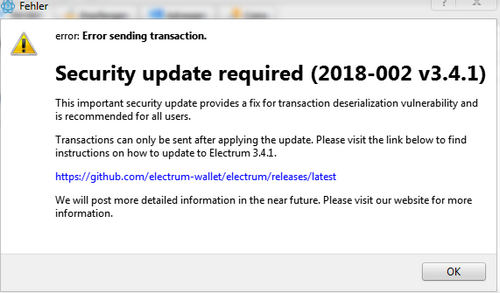 Electrum Wallet Attack May Have Stolen As Much as 245 Bitcoin