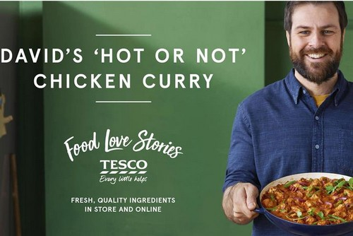 MediaCom wins Cannes network accolade and takes Grand Prix for Tesco 'Food love stories'