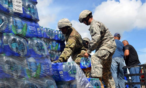 US Defense Department Says Blockchain Can Help in Disaster Relief
