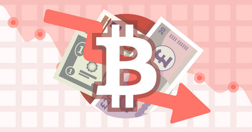 Bitcoin (BTC), Top Cryptos Fall, to Lowest Point in 2019