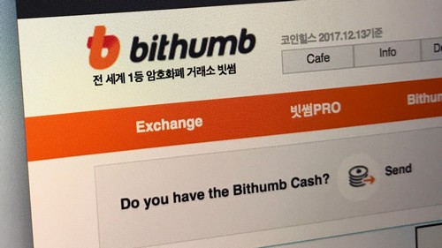 Crypto Exchange Bithumb Seeks US Listing via Reverse IPO