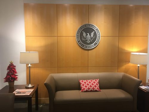 Crypto Mom's Crusade, Inside the SEC, Hester Peirce Is Putting Up a Fight
