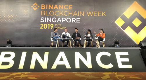 Hot Crypto Topics, on The Table, at Binance Blockchain Week
