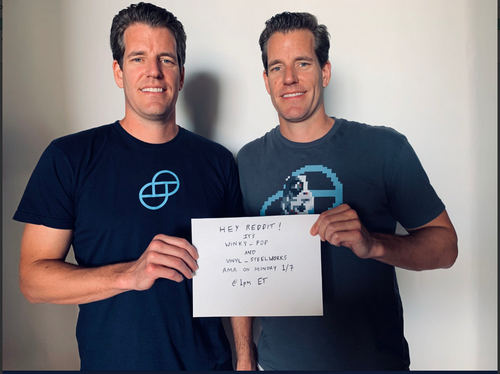 Winklevoss, Twins Committed, to Launching Bitcoin ETF