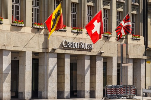 Credit Suisse Arm Sees Blockchain, Benefits After Fund Distribution Trial
