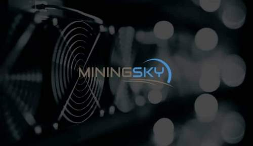 MiningSky, The cheapest & profitable cloud mining