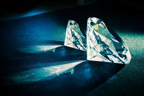 Blockchain Exchange Secures $50 Million in Diamonds for ETF Launch