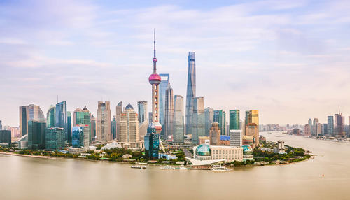 Chinese Wisdom: Shanghai Begins Blockchain Smart City Integration