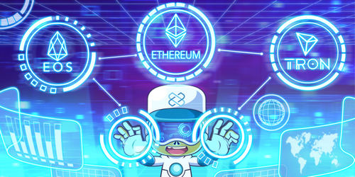 Ethereum (ETH), EOS, and Tron (TRX) Users Will Be Able