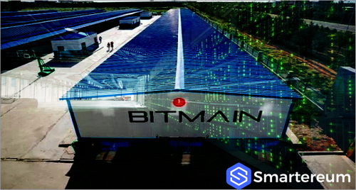 Why Is Bitmain Falling?