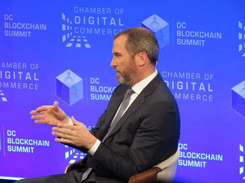 Ripple CEO Brad Garlinghouse on JPM Coin: Other Banks Won't Use It