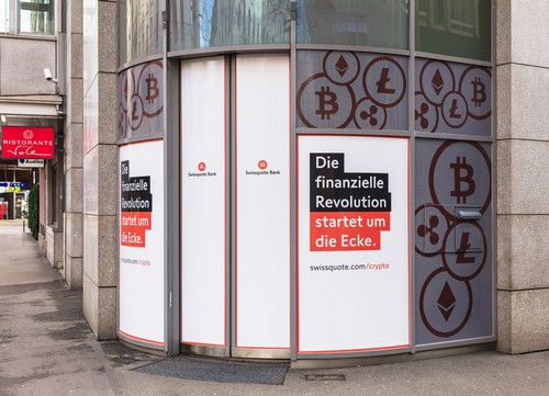 Swissquote Bank Launching 'Nuke Proof' Crypto Custody