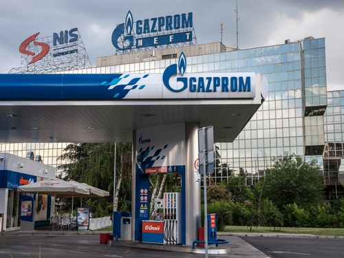 Russian Gas Giant Gazprom to Execute Business Contracts on a Blockchain