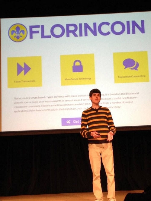 Florincoin – The 2013 Altcoin You Don't Remember – Is Attracting Real Users