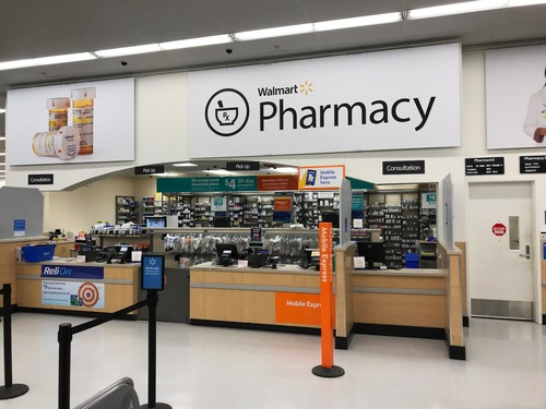 Walmart Joins Pharmaceutical-Tracking Blockchain Consortium MediLedger